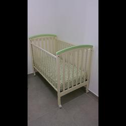 """מיטת-תינוק-+-שידת-החתלה-""""שניר""""-לרציניים - יד 2"""