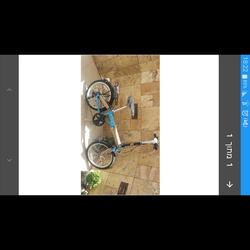 אופניים-מתקפלות-מצב-חדש-נקנו-לפני-חודשיים - יד 2
