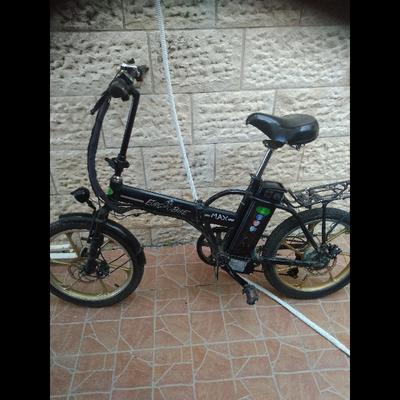 אופניי-גרין-בייק-48-וולט-10-אמפר - יד 2
