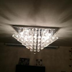 תאורה-לסלון,-פינת-אוכל,-ודלת-כניסה