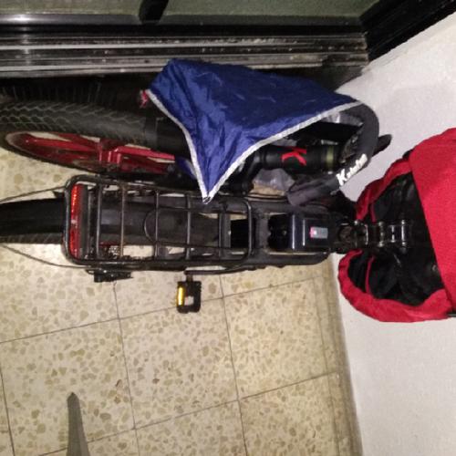 Klofun-Folding-Electric-bike