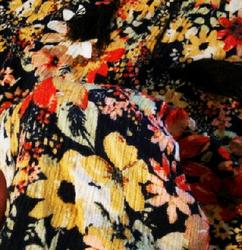 חצאית-פרחונית