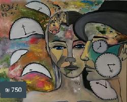 יצירה-יחודית-ומקורית-,צבעי-שמן-גודל-:100:80